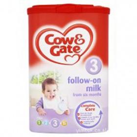 牛栏三段奶粉
