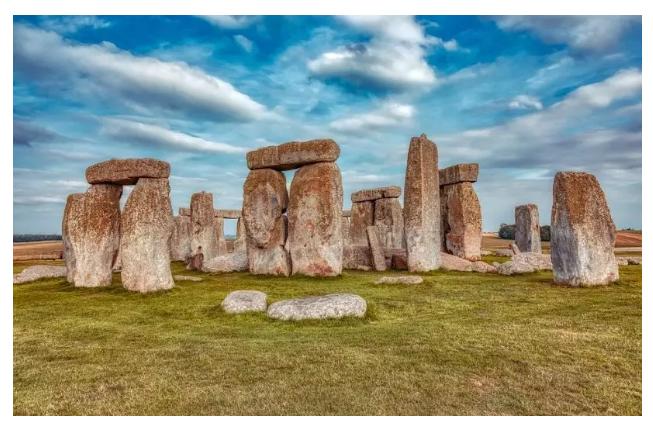 探索史前巨石