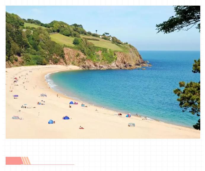 英国海滩哪家强?